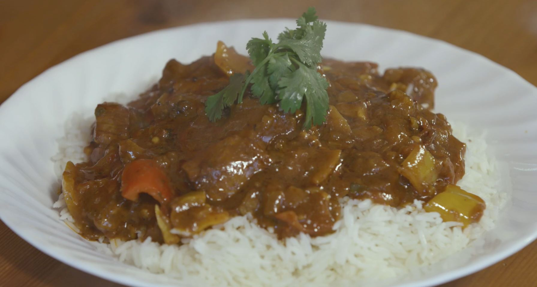 Sika Deer Curry In A Hurry